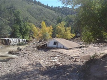 Colorado Flood Washed Out Foundation