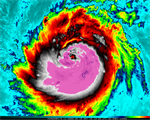 Super Typhoon Dolphin Becomes Earth's 5th Category 5 Storm of 2015