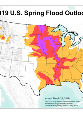 Spring Outlook: Historic, widespread flooding to...