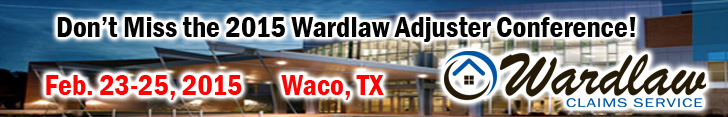 2015 Wardlaw Adjuster Conference