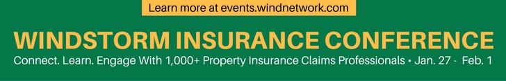 18th Annual Windstorm Insurance Conference