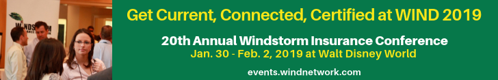20th Annual Windstorm Insurance Conference