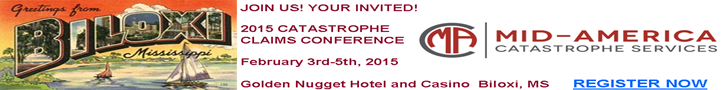 Mid-America Catastrophe Claims Conference 2015